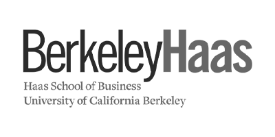 Image description: Berkeley Haas logo