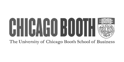 Image description: Chicago Booth logo