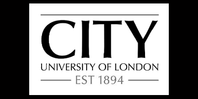 Image description: City University of London logo
