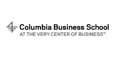 Image description: Colombia Business School logo