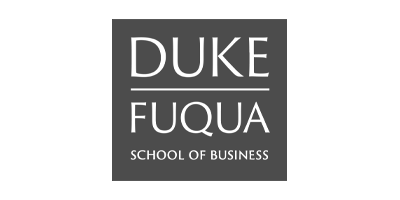 Image description: Duke Fuqua logo