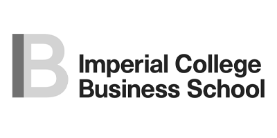Image description: Imperial College Business School logo