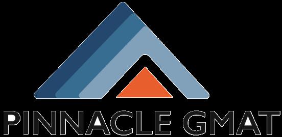 Image description: Pinnacle GMAT logo
