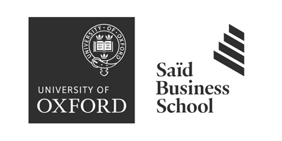 Image description: University of Oxford Saiid logo