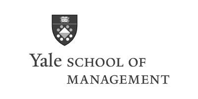 Image description: Yale School of Management logo